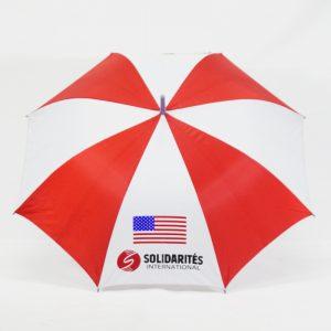 ร่มสกรีน ทำร่ม งานSolidarites