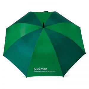 ทำร่มขนาดใหญ่ งานBuckman