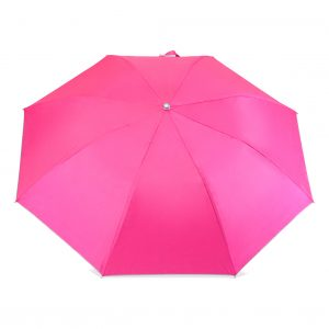 ขายส่งร่มพับ ร่มสีชมพู