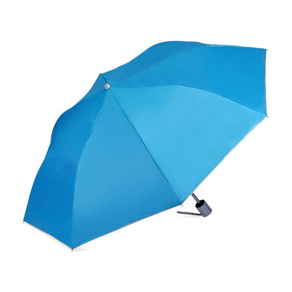 ร่มพับขายส่ง ร่มสีฟ้า