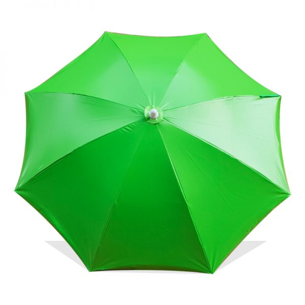 ร่มสนาม ร่มแม่ค้า ขายส่ง สีเขียว