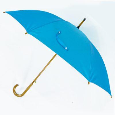 ร่มขายส่งโครงไม้24นิ้ว-สีฟ้า-02