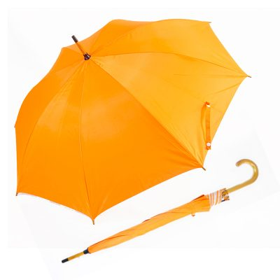 ร่มขายส่งโครงไม้24นิ้ว-สีส้ม-01