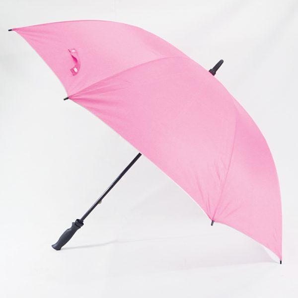 ขายส่งร่มกอล์ฟ ร่มสีชมพู