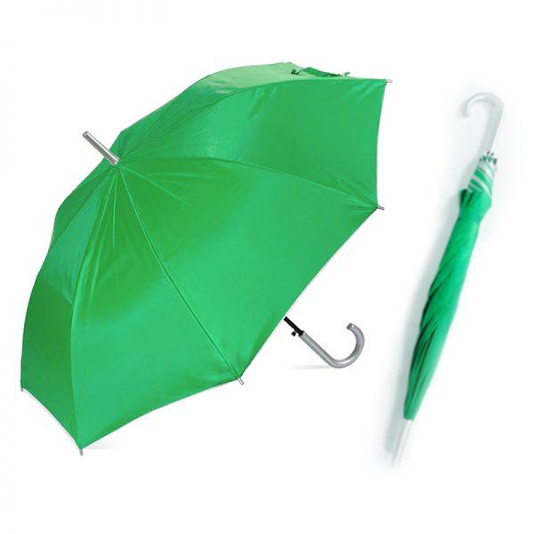 ขายส่งร่มตอนเดียว สีเขียว