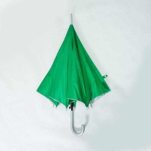 ร่มตอนเดียวขายส่ง สีเขียว