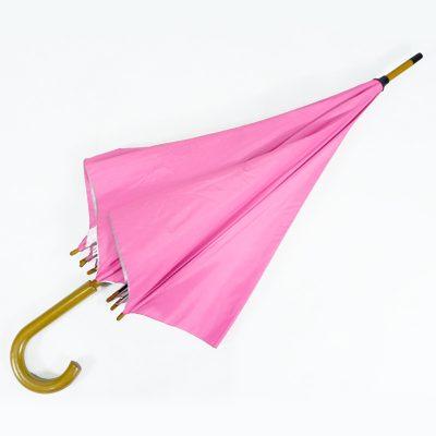 ร่มขายส่งโครงไม้24นิ้ว-สีชมพู-03