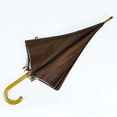 ร่มขายส่งโครงไม้24นิ้ว-สีน้ำตาล-03