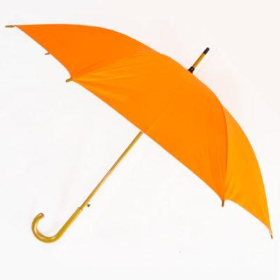 ร่มขายส่งโครงไม้24นิ้ว-สีส้ม-02