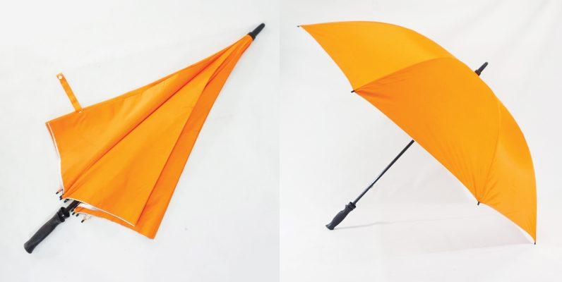 ขายส่งร่มพระสีส้ม