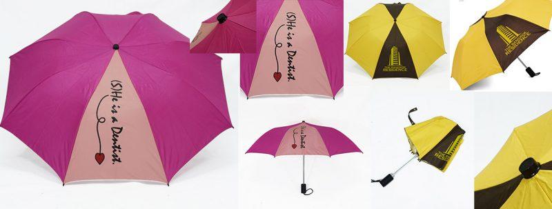 ร้านขายร่มพับ