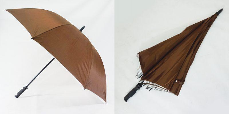 ขายส่งร่มพระสีน้ำตาล